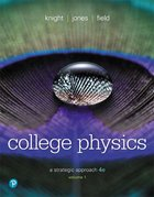 251 Only COLLEGE PHYSICS: STRATEGIC APPROACH VOL 1 (CHS 1-1(CHS16 (P)