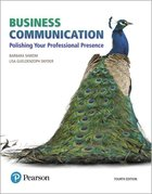 Business Communication: Polishing Your Professional Presence Plus MyLab Business Communication with Pearson eText