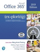 MyLab IT with Pearson eText -- Access Card -- for Exploring Microsoft Office 2019