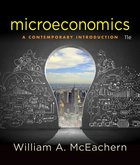 Printed Access Card for McEachern's Microeconomics: A Contemporary Introduction